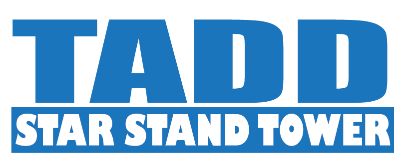TADD Star Stand Display
