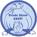 trade show cost