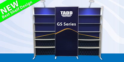 GS Series V2 Shelf exhibit