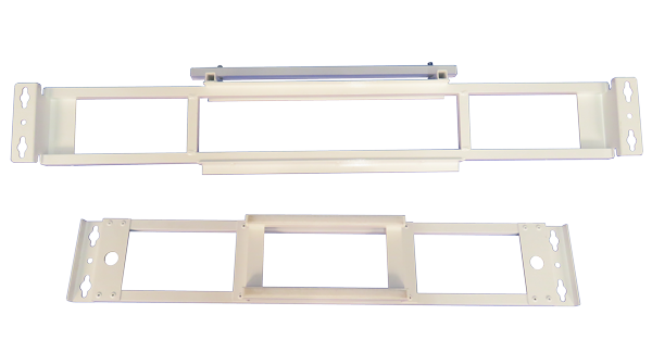 flat screen brackets for trade show booth displays